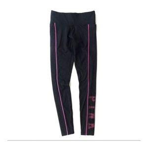 NWOT Victoria Secret PINK Mesh Side Leggings